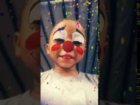 Download Clown face 2017