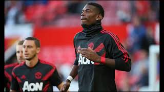 Jose Mourinho insists he 'could not be happier' with Paul Pogba amid rumours of a rift between the p