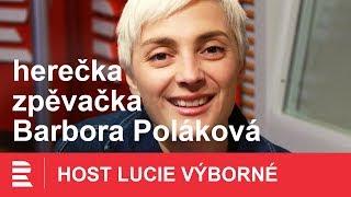 Barbora Poláková: Jsem trémistka, ale nikdo to nepozná
