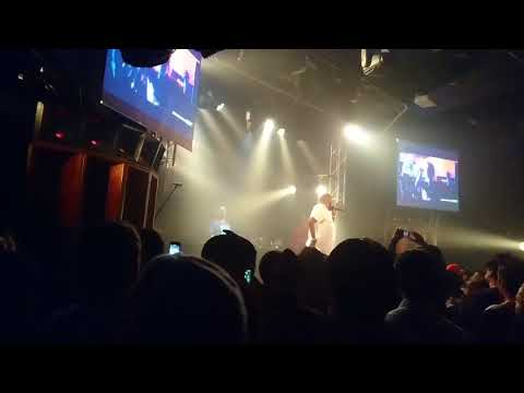 BIZ MARKIE Live in 『VICE PLUS』LAUNCH PARTY at TOKYO (February 8th,2017)