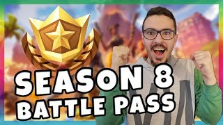 FORTNITE :: SEASON 8 BATTLE PASS - Fortnite Balkan (PC)