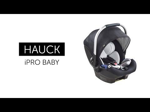 Hauck Стол за кола iPro Baby 0-13 kg lunar #P_3alNptqUg