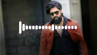 Kgf mass monster bgm ringtone | chapter 1 music song download instrumental dj ringto...