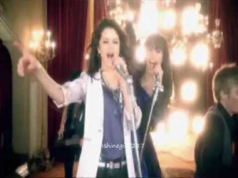 demi & selena - one in the same (music video)