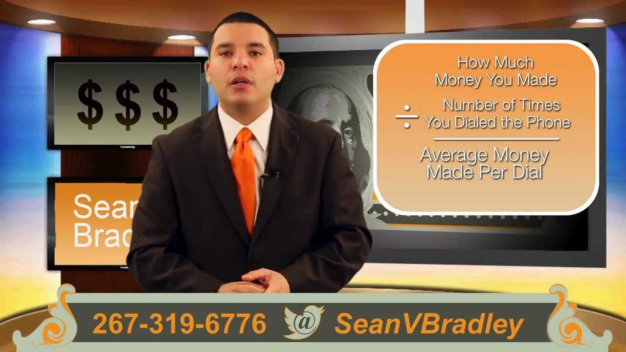 make money mondays with sean v bradley 39 make more phone calls 39 automotive sales car sales. Black Bedroom Furniture Sets. Home Design Ideas