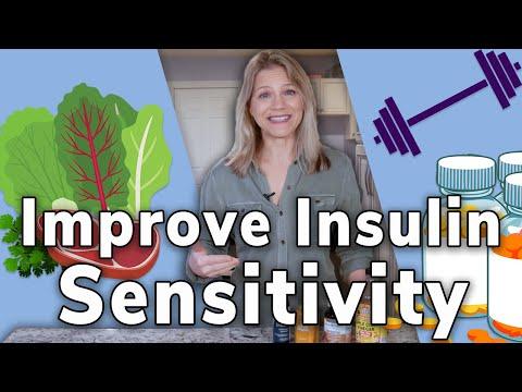 Ways To Improve Insulin Sensitivity: Diet | Supplement | Exercise