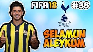 Fifa 18 Fenerbahçe Kariyeri / SÜPER KUPA Tottenham / #38
