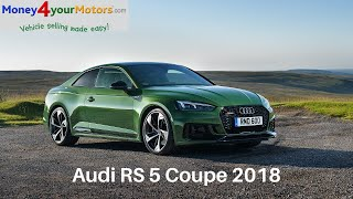 Audi RS 5 Coupe 2018 Review