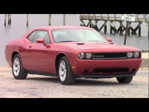 2011 Dodge Challenger Test Drive & Car Review