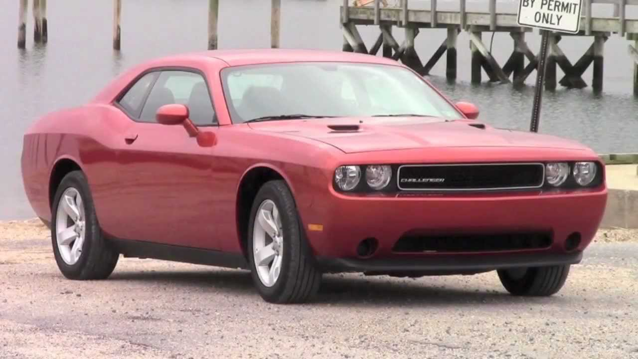 2011 dodge challenger test drive car review youtube. Black Bedroom Furniture Sets. Home Design Ideas