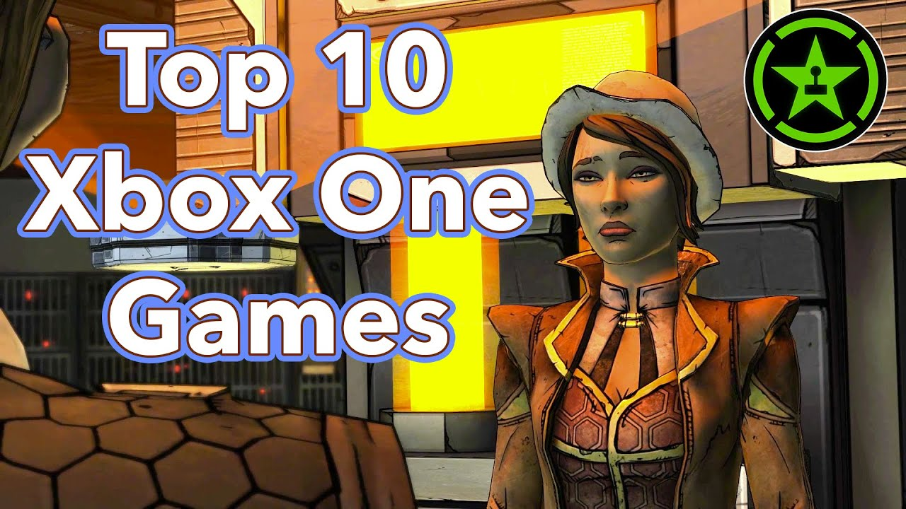 Top 10 Xbox One Games Youtube