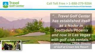 Phoenix Golf Club Rental | Travel Golf Center