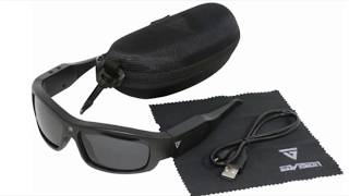 GoVision Pro 1080p HD Video Glasses full overview and actual footage