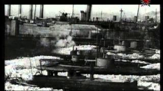 Документальный сериал Оружие ХХ века - Первые подводные лодки