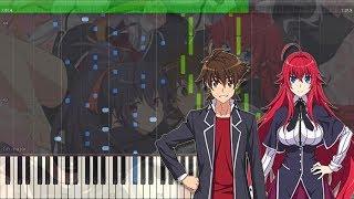 Download lagu SWITCH by Minami High School DxD Hero OP ハイスクールDxD HERO OP MP3