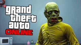 GTA 5 Online - SLASHTASTIC!!