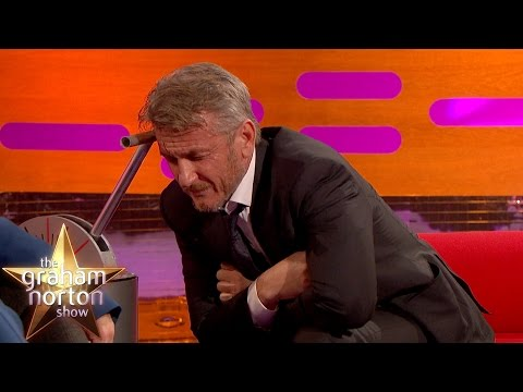 Sean Penn Takes No Prisoners On The Red Chair  The Graham Norton