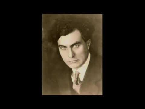 "E. Varese: ""Density 21,5"" Severino Gazzelloni, flute."