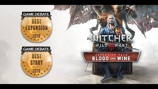 Ведьмак 3: Дикая Охота «Кровь и вино»Трейлер-2016 RUS