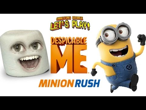Marshmallow Plays - MINIONS RUSH!