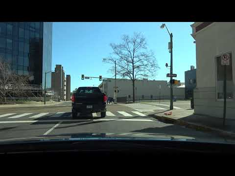 Driving In Downtown Memphis Tn 2020