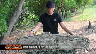 Gambar cover Eberlestock E2B Sniper Sled Drag Bag by TANKstore