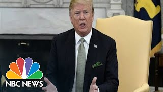 Special Report: Trump Expected To Veto Block Of National Emergency | NBC News