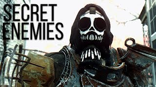 3 Secret Enemies in Fallout 4