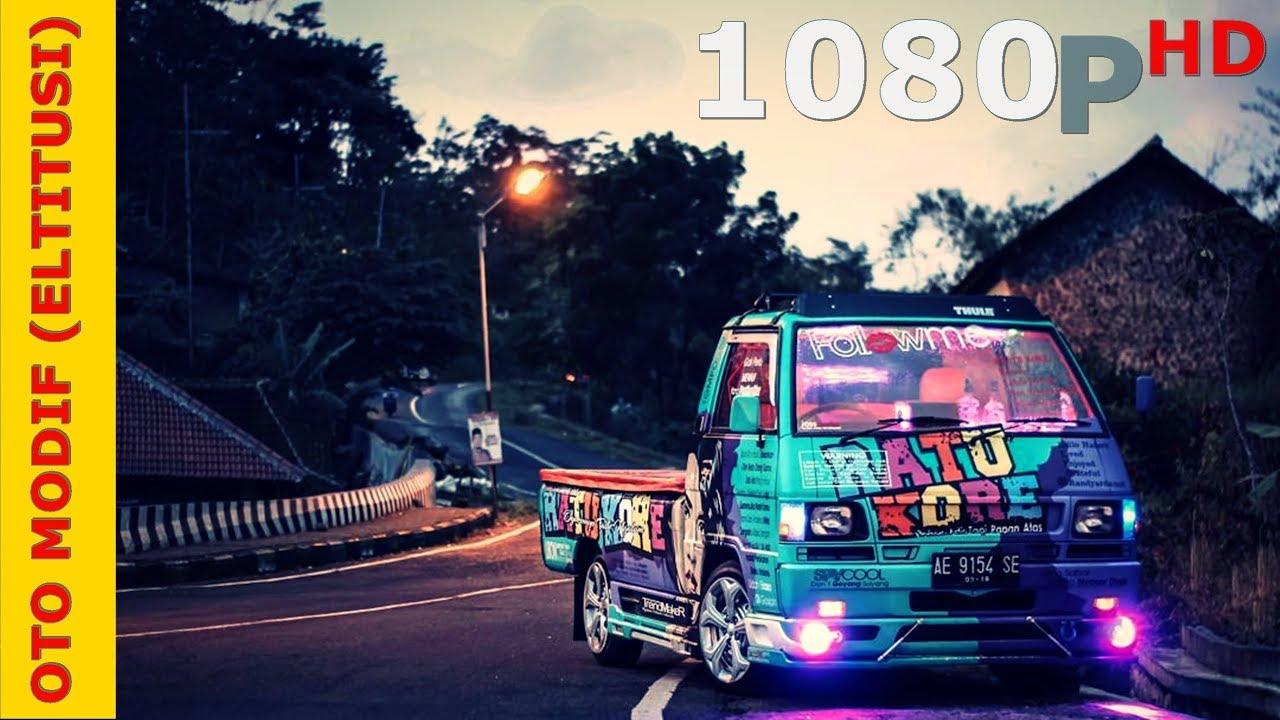 4400 Kumpulan Modifikasi Mobil L300 HD Terbaru