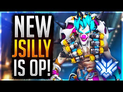 STREAM SNIPER GETS DESTROYED! EXPLOITING NEW JUNKRAT (Unranked to GM Flexing)