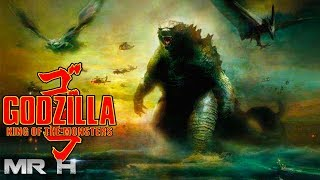 NEW DETAILS Revealed For The Monsters In Godzilla King Of The Monsters