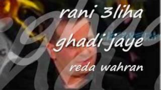 Cheb Reda 2009-rani 3liha Ghadi Jaye