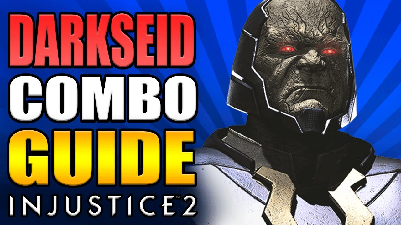 darkseid injustice how to get