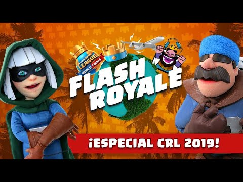 Clash Royale: Flash
