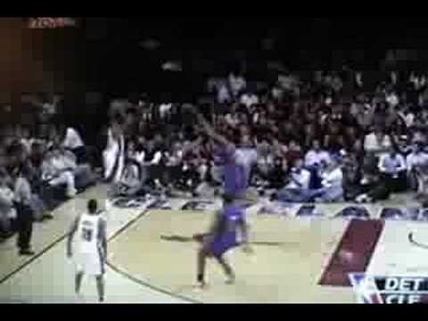 Donyell Marshall Cleveland Cavaliers Highlight Video