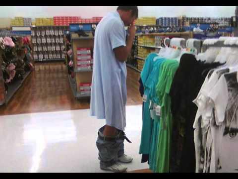 Scary People at Walmart! - People of Walmart - YouTube