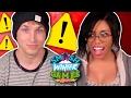 BOZE THREATENS SHAYNE'S LIFE?! (The Show w/ No Name - Smosh Winter Games)