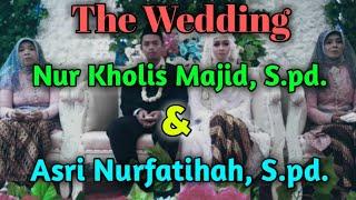 "Download Video ""PERNIKAHAN"" NUR KHOLIS MAJID & ASRI NURFATIHAH MP3 3GP MP4"