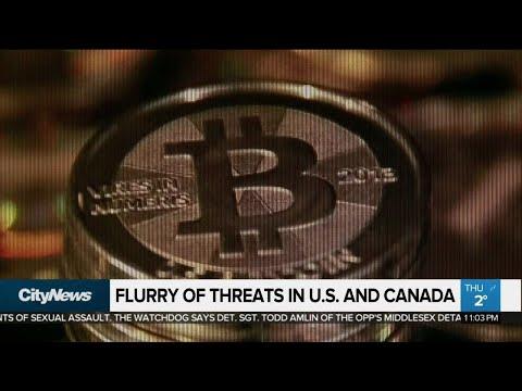 Up To 100 Bomb Threats Sent Across Canada
