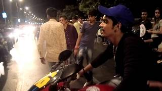 Shaa alam  rider stunts