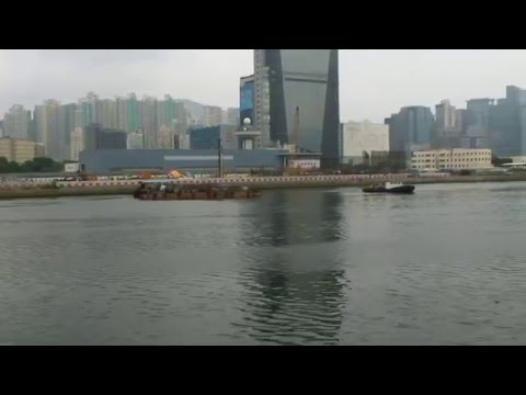 Hong Kong - Kowloon - view from Kai Tak Cruise Terminal 2013