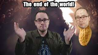 The end of the world! - (Monster Hunter World - PS4 Pro 1080p60 Graphics Setting)