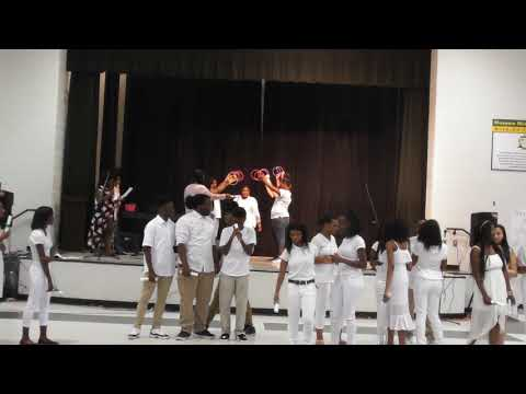 Music University: Morrow Middle School Spring Show 2018 Part 4