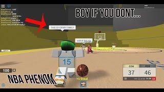 [ROBLOX] NBA PHENOM I'M DONE