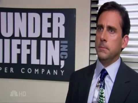 The Office. Bros before hoes.mp4