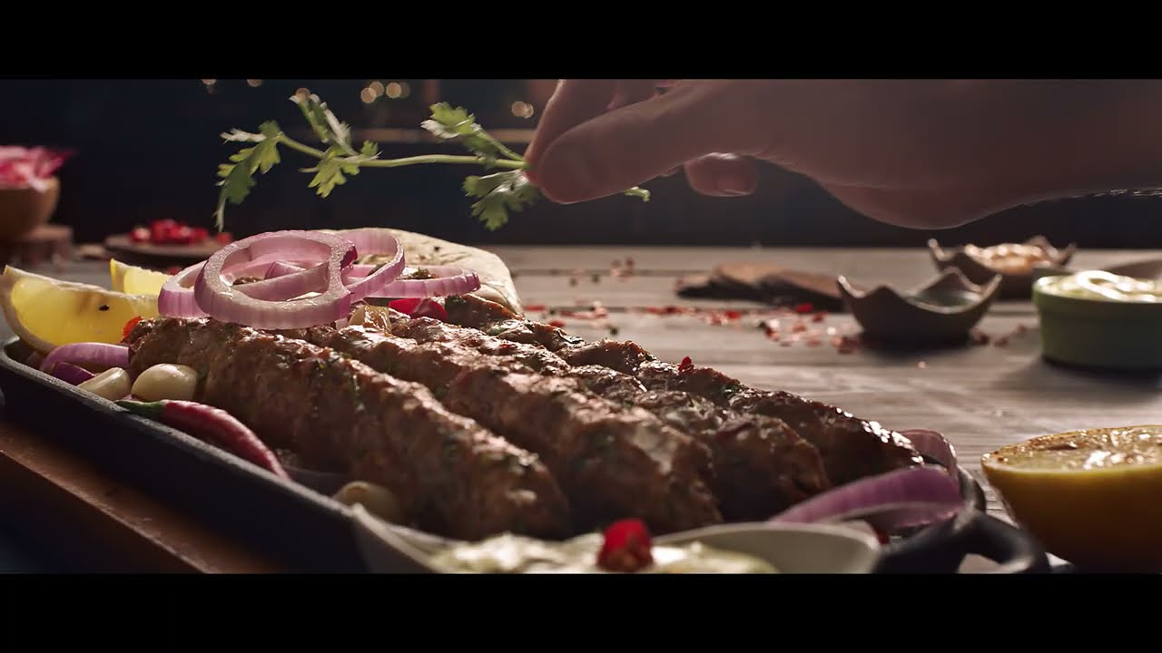 National Foods BBQ Recipe Mixes