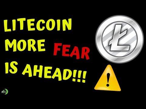 LITECOIN (LTC) HAS MORE PAIN AHEAD!!!!