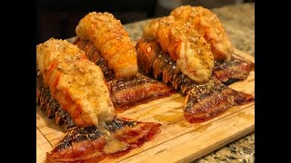 Grilled Lobster Tails | With Smokin' & Grillin' Wit AB