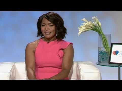 Angela Bassett Talks 'Black Panther,' 'Horror Story' and Heart Disease