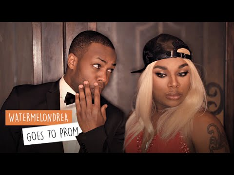 Watermelondrea Goes To Prom: Part 1 (feat. Todrick Hall)